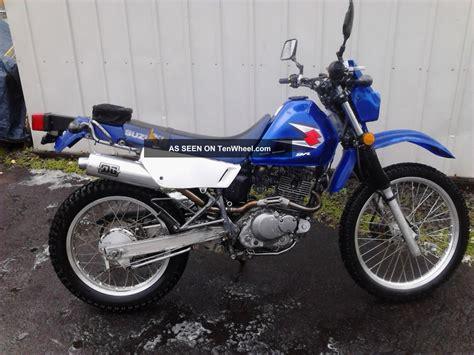 2006 Suzuki Dr200se by 2006 Dr200se Dual Sport
