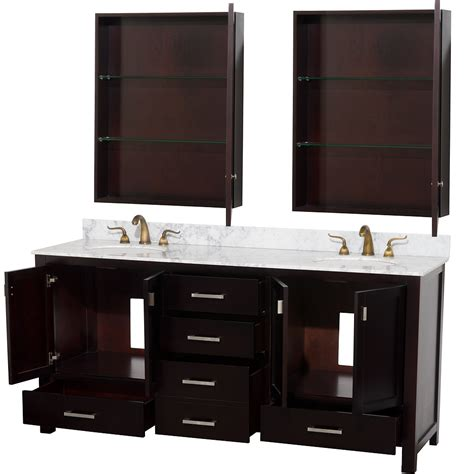 bathroom vanity mirror cabinet wyndham collection 72 inch abingdon bathroom vanity wc