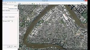 Google Earth Tutorial How To Add A Line - Path