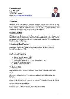 View Sle Resumes by India 3 Resume Format Resume Format Best Resume