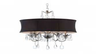 Dining Room Light Fixtures Ideas Bronze Ceiling Lights Shade Chandelier Chrome Black Drum Shade Chandelier