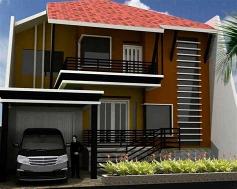 model rumah perumnas model rumah terbaru model rumah