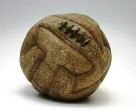 First World Cup Soccer Ball