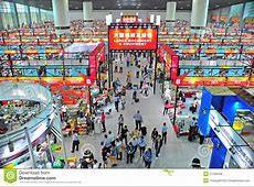 Canton Fair Hall 64, China 2012 Editorial Stock Image