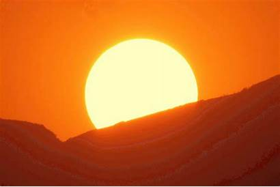 Sun Earth Difference Aphelion Perihelion Above Between
