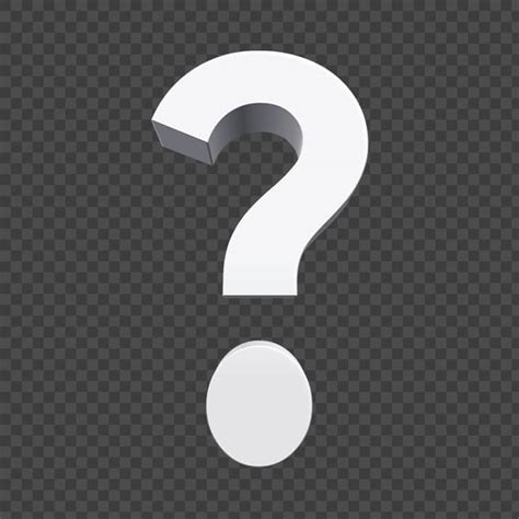 white question mark png image   searchpngcom