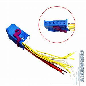 New Instrument Cluster 32 Pin Wire Harness Plug Adapter