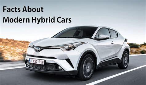facts  modern hybrid cars    car