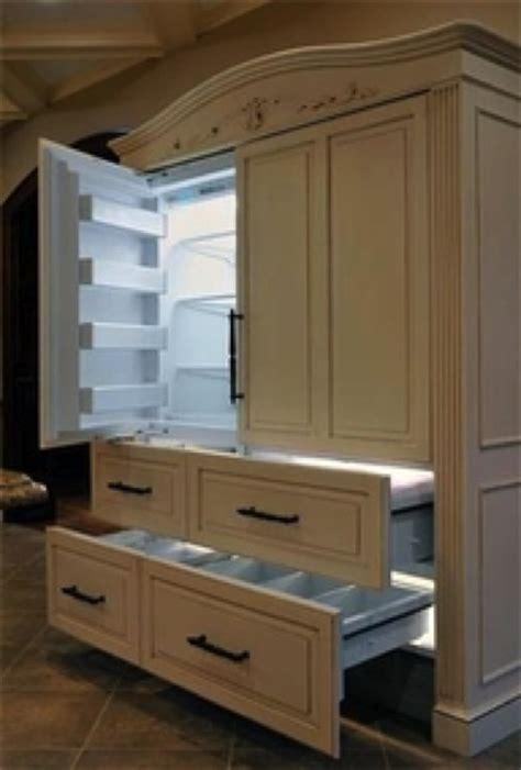 fridge    cabinets kitchen remodel home
