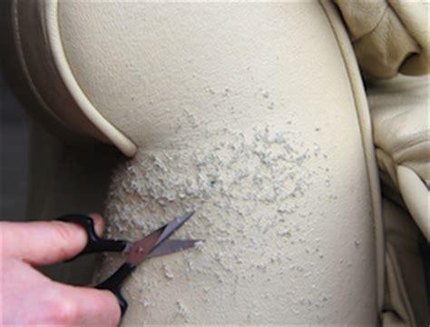 kit réparation cuir canapé comment réparer les griffures de sur le cuir