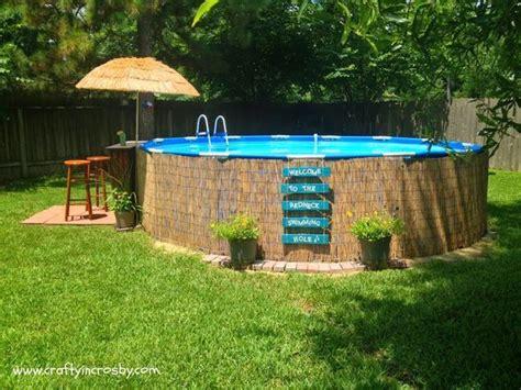 les 25 meilleures id 233 es de la cat 233 gorie piscine tubulaire sur piscine gonflable