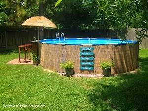 Piscine Hors Sol Plastique : les 25 meilleures id es de la cat gorie piscine hors sol ~ Premium-room.com Idées de Décoration