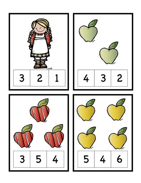 preschool printables apple for b and j apple activities