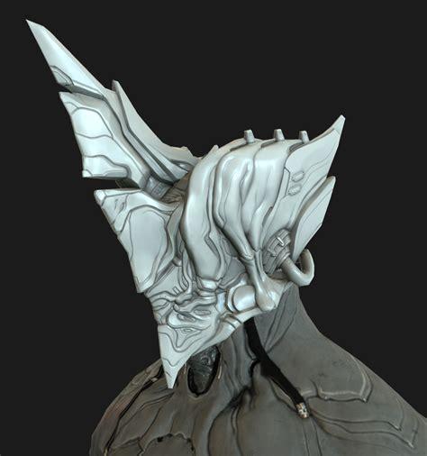 Warframe Excalibur Helmet
