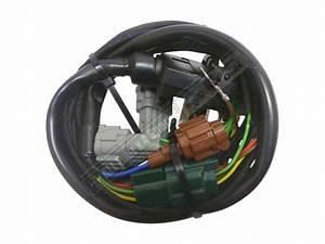 Milford Towbar Wiring Harness Nissan Navara D22  U0026 D40 2005 On