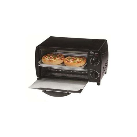 elite cuisine toaster elite cuisine 4 slice toaster oven broiler eka 9210xb