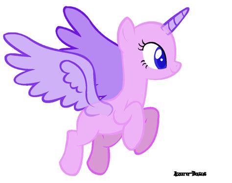 Base Happy Alicorn By Perrituowo On Deviantart Best Mlp