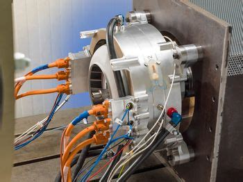 Aircraft Electric Motors by Siemens Develops New Low Weight High Power Electric Motor