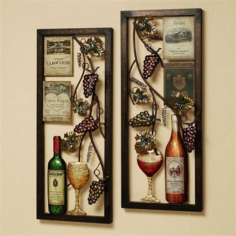 wine and grape kitchen decor ideas kitchen d 233 cor made easy through elements trellischicago