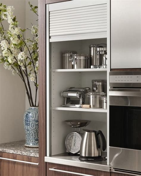 how to organize small kitchen appliances how to organize the modest appliances in the kitchen 8774