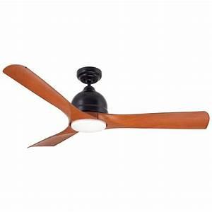 Hunter chronicle in outdoor matte black ceiling fan
