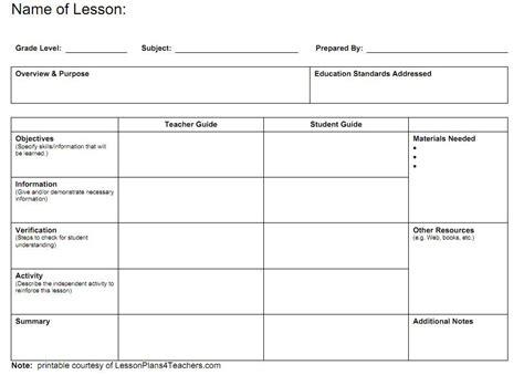lesson plans center    find
