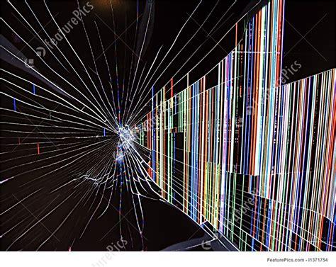 Cracked Screen Background Broken Computer Screen Wallpaper Wallpapersafari