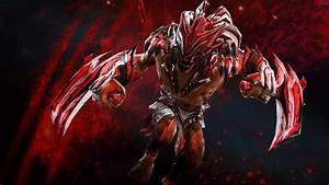 Pin Strygwyr Bloodseeker Dota Facebook on Pinterest