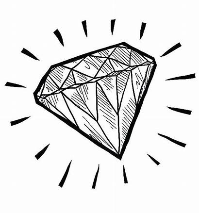 Diamond Coloring Pages Minecraft Printable Getcolorings
