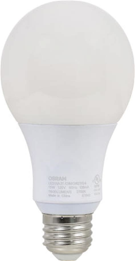 sylvania 100 watt a19 2700k led light bulb at menards 174