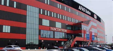 afas stadion az alkmaar football tripper