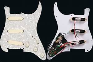Smg Review  Emg U2019s Dg20 Prewired Pickguard