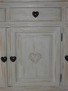 Peindre des meubles bois vernis conseils decoration poncer for Peinture pour bois vernis