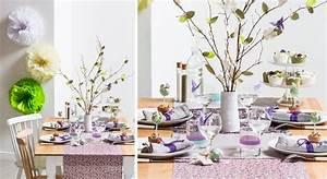 Paques toutes nos idees de deco de table prima for Salle de bain design avec décoration de table pour anniversaire 20 ans
