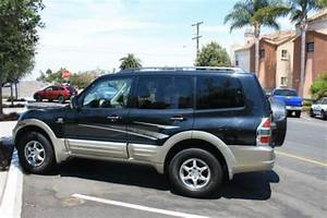 Sell Used 2001 Mitsubishi Montero Limited Sport Utility 4