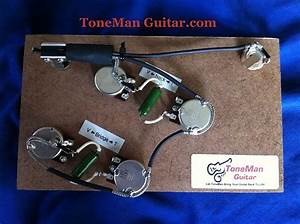 Ibanez Artcore Style 50 U0026 39 S Deluxe Wiring Harness