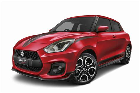 Suzuki Swift Sport Red Devil Rilis Di Australia, Cuma 100
