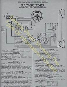 1939 Packard 1701 1702 Strt 8 Car Wiring Diagram Electric