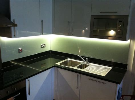 how are led strips placed search interior
