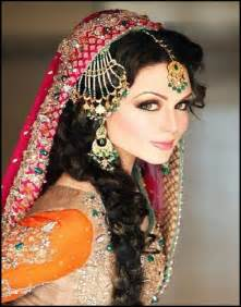 indian wedding hairstyles indian style makeup and hairstyle looks for brides styles weekly