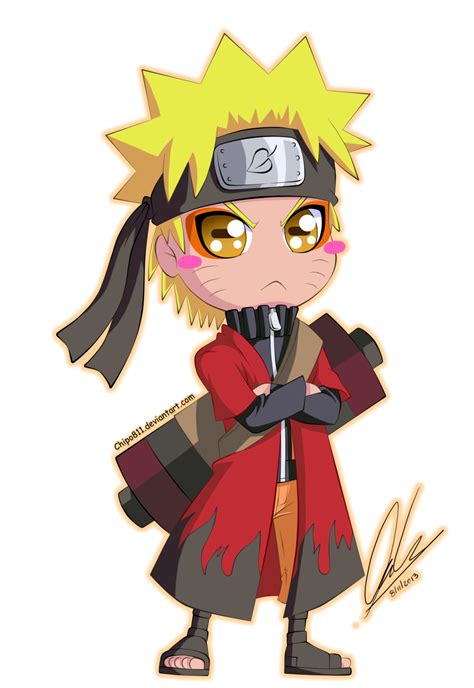 naruto chibi wallpaper  wallpapersafari