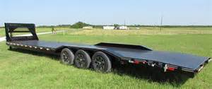 Used Deck Over Trailer For Sale by Home Aaa Trailer Sales Flatbed Equipment Utility