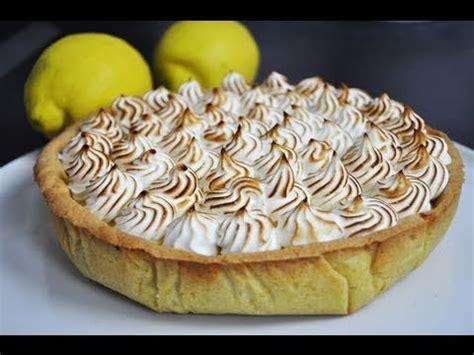 tarte au citron hervé cuisine recette facile de la tarte au citron meringuée us