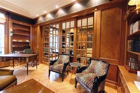 bibliotheque bureau bureau bibliothèque arabesques ébénisterie restauration