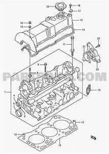 Suzuki Swift Engine Diagram