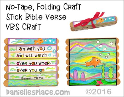 Vacation Bible School (vbs) 2016 Crafts And Activities