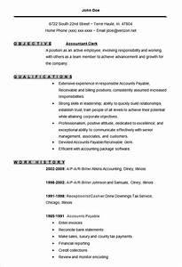10 accounting resume templates free word pdf samples With free accounting resume templates
