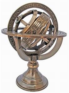 Mini Globe Terrestre : sphere armillaire mini roi de bretagne ~ Teatrodelosmanantiales.com Idées de Décoration