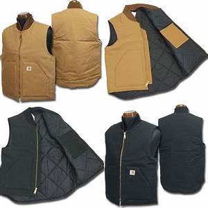Doudoune Sans Manche Chevignon : l 39 artic vest la doudoune sans manches version carhartt ~ Melissatoandfro.com Idées de Décoration
