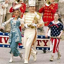 Kristin chenoweth and matthew broderick lead the parade in a tuneful piece of americana. Hugh Jackman to star in 4th Music Man on Broadway. (Watch the 1st, Robert Preston!) - New York ...